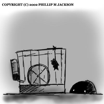 Jack vs Jack Happyhamster